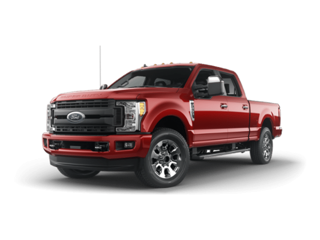 2019 Ford F-250 4WD Crew CAB Truck